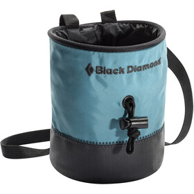 Black Diamond Mojo Repo Chalkbag size M/L, ocean